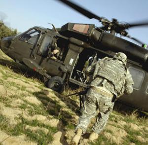 Army equipment